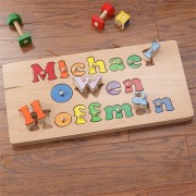 My Name Personalized Puzzle Board- 3 Names