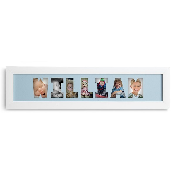 Name Frame Photo Collage
