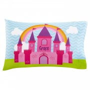 Girls' Sleepy-Time Pillowcase (Princess)