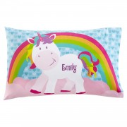 Girls' Sleepy-Time Pillowcase (Unicorn)