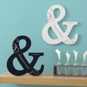 Ampersand Room Decor