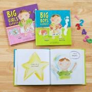 Big Kids Go Potty Books