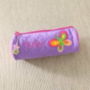 Butterfly Embroidered Pencil Case