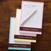 Her Design Personalized Note Pad