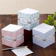 Pastel Note Cube