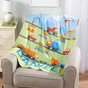 Little Movers Baby Blanket