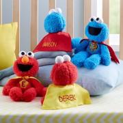 Personalized GUND® Sesame Street Superhero Buddies