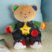 Personalized Melissa & Doug Teddy Wear Learning Bear
